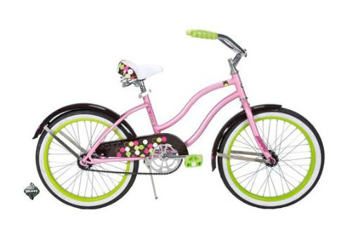 Huffy Cranbrook 20' Girls' Bike, Pink