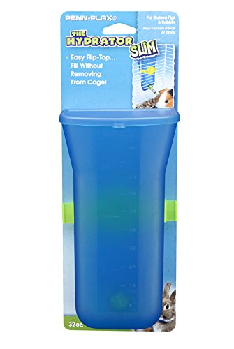 Penn-Plax Flip N Fill Water Bottles for Small Animals, 12.7-Inch