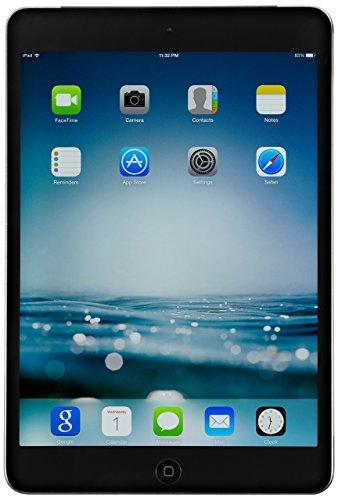 Apple iPad Mini 2 Tablet ME276LL/A - 16GB, Space Gray - WiFi (Refurbished)