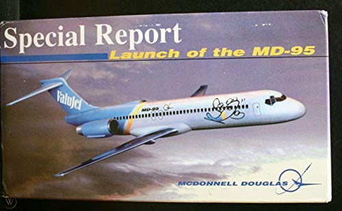 Best Deals! McDonnell Douglas Special Report Launch of The MD-95 VHS Home Video Rare Hard to Find