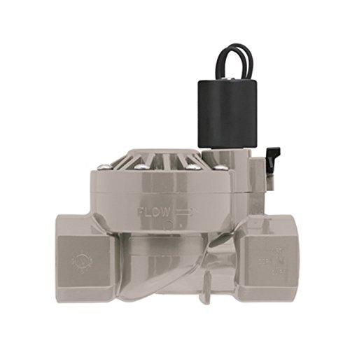 Orbit Electroválvula Roscas Hembra 1  BSP 94081-Electroválvula, Gris-Negro, 7.50x12x13.50 cm