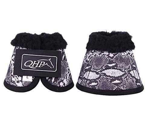 QHP Collectie Bellen Over Reach Laarzen Kleine Slang
