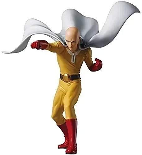 Achnr EIN Punch-Mann-Figur Saitama Sensei 15cm PVC-Figuren EIN Punch-Man-Modell