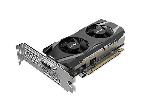 ZOTAC GeForce GTX 1050 Ti 4GB LP グラフィックスボード VD6287 ZTGTX1050TI-4GD5LP