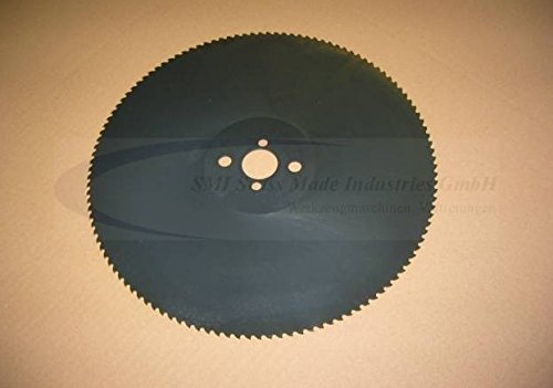 Metall-Kreissägeblatt HSS-E Cobalt 315 x 2,5 x 32 mm 240 Zähne Sägeblatt Kreissägeblatt Metallsägeblatt geeignet für die Edelstahlbearbeitung