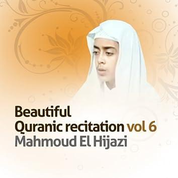 Beautiful Quranic Recitation, Vol. 6 (Quran - Coran - Islam)