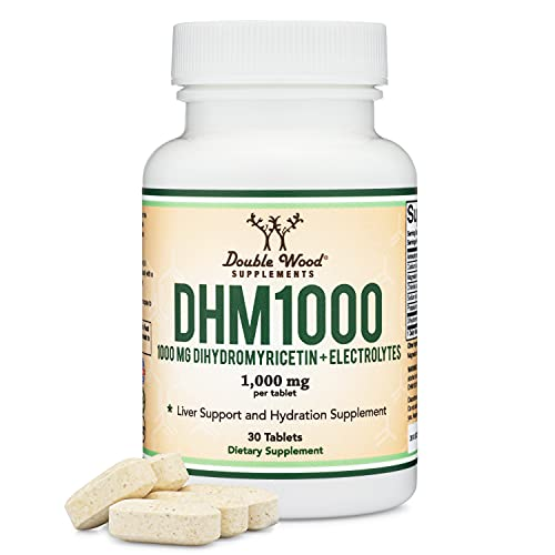 Double Wood Supplements DHM1000 (15 Servings)