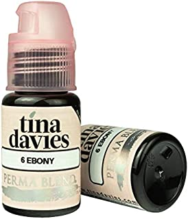 Tina Davies X Permablend - Ebony 1/2oz Pigment