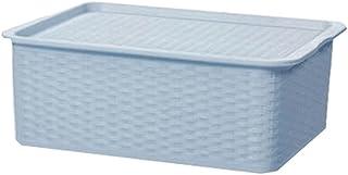 Dabeigouzzhiwl casier rangement, Boîte de rangement Boîte de rangement en plastique de triage de grande capacité panier Su...