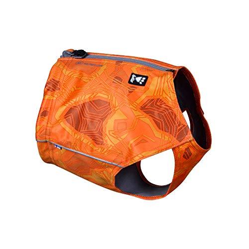 Hurtta - Giacca da caccia per cani, colore: arancione mimetico, taglia L, taglia L