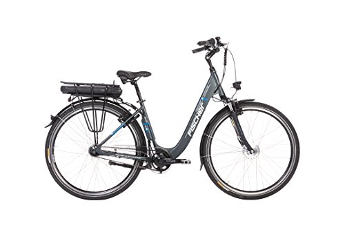 Fischer Proline ECU 1401 Damen E-bike City 7-Gang, mehrfarbig, 44 cm