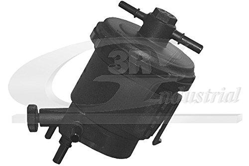 Caja Filtro Combustible - Piezas para Coche Recambios Motor y Otras Partes de Vehículo 3RG Compatibles con Marcas de Coche