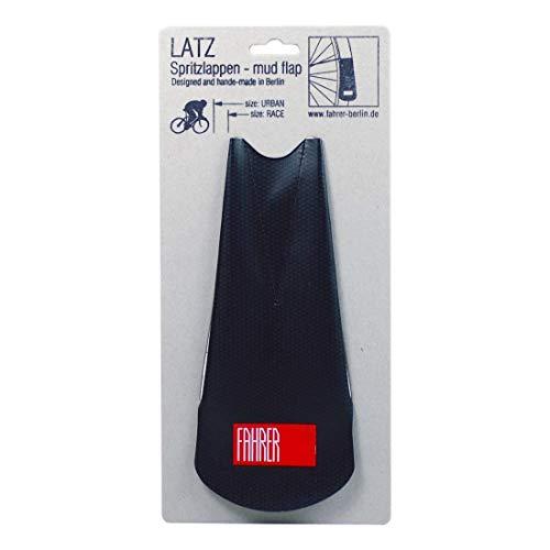 FAHRER Unisex– Erwachsene Schutzblechverlängerung, schwarz, Einheitsgröße