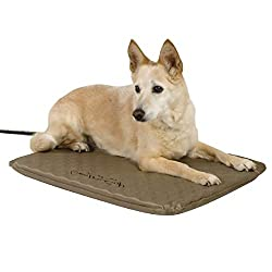 K&H headted dog bed