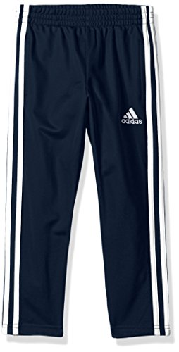 adidas Boys' Big Tapered Trainer Pant, Collegiate Navy, Small