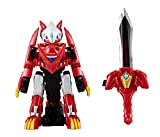 MONKART, Youngtoys Mini Monster Transforming Robot from Shooting Car with Sword Animation Character (Bitroid Draka)