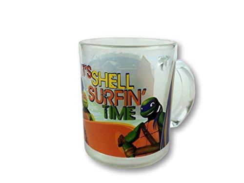 Tasse glas giftbox - Ninja Turtles