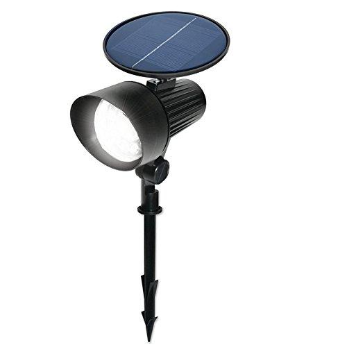Spot LED Solaire - Détecteur de Mouvements 10 m- 3,7V