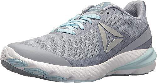 Reebok OSR Sweet Rd Se, Zapatillas de Running para Mujer, Gris (Meteor Grey/Fresh Blue/White/Pwtr), 38.5 EU