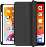 Oaky Case Compatible with iPad Air 3 2019 10.5 inch with Pencil Holder