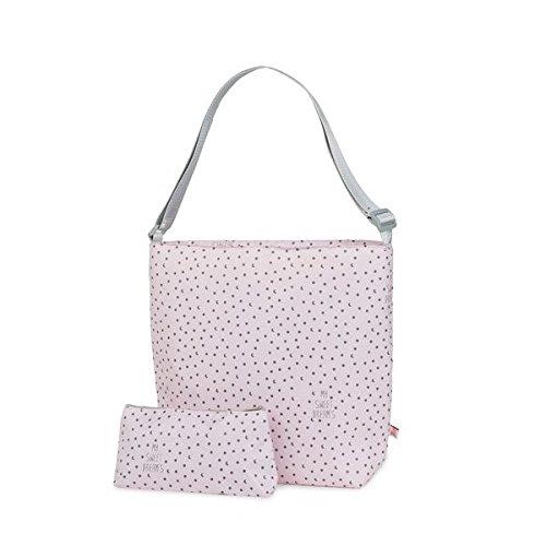 Bolsa con bolsa My bag's Sweet dream rosa