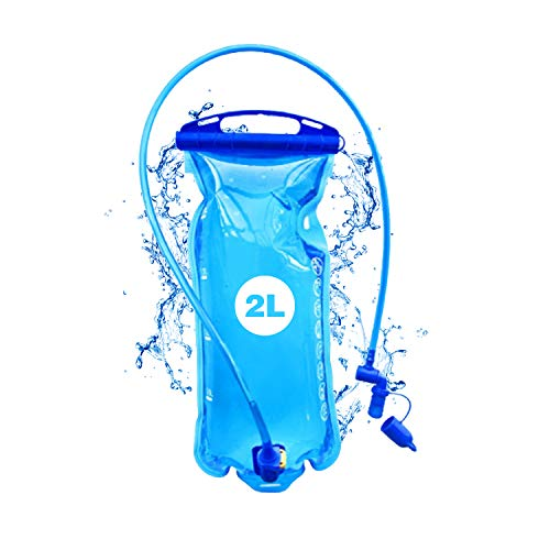 Happylohas 2l Sacca idratazione, Camel Bag, Sacca idratazione Zaino, ssacchetto per Acqua, Hydration...