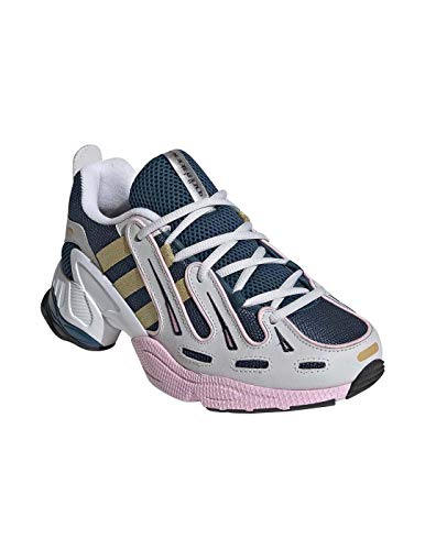 SNEAKERS DONNA ADIDAS EQT GAZELLE W EE5149 (36 2-3 - TECH MINERAL-GOLD MET.-TRUE PINK)