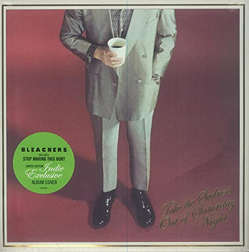 Take The Sadness Out Of Saturday Night (Lp With Booklet)(Indie Exclusive)