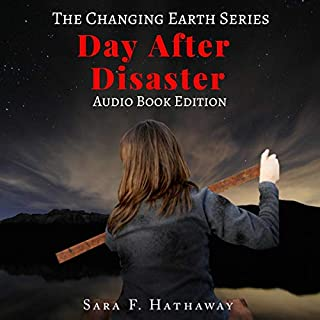 Day After Disaster audiobook cover art