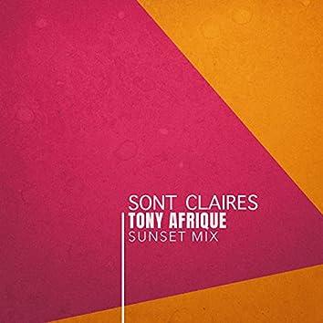 Sont Claires (Sunset Mix)