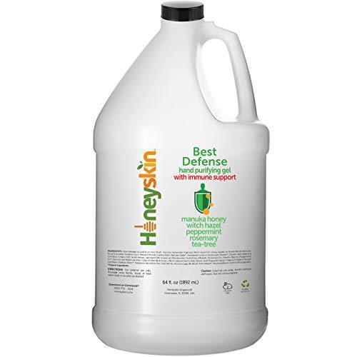 Honeyskin Aloe Vera Hand Purifying Gel - Cleansing and...