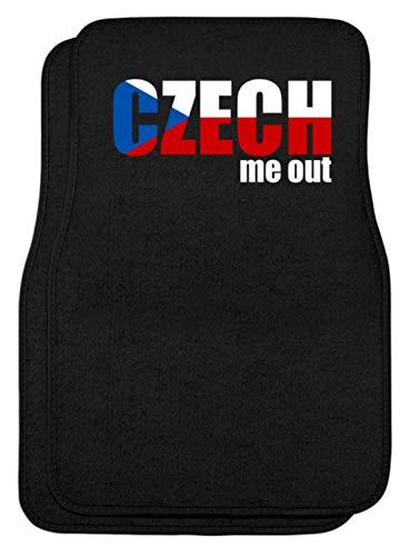 Generieke grappige Czech Me Out - Check Me Out - Tsjechische Republiek Europa EU fan Party - automatten