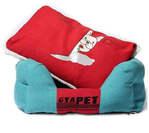 Pet Nest Kennelpet Bed En Slaapbank Voor Kleine Grote Honden Zacht Fleece Warm Bed Comfortabel Hondenhuis Nest Waterdicht Hondenmand Huis Kussen Kennel
