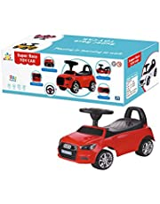 Baby Love Pedal and Push Car for Unisex, 3 Years and Above ,Red