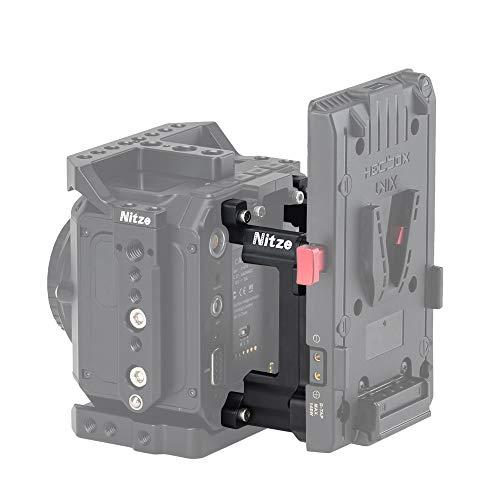 atFoliX Película Vidrio para Z-Cam E1 Camera 9H Armadura protectora
