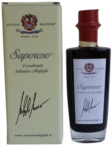"Balsamic Dressing ""Saporoso"" 6 years old - 6.8 oz. (200 ml)"
