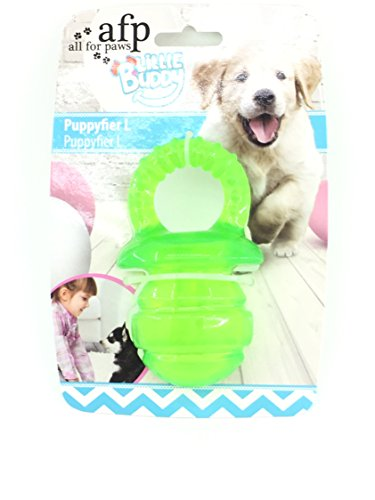 ALL FOR PAWS - AFP4217 - Sucette - Little Buddy - L - Vert