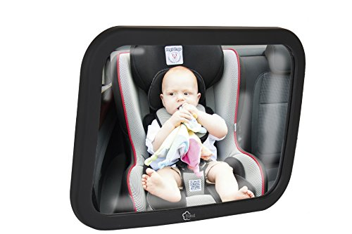 Fillikid 501 Miroir voiture Noir