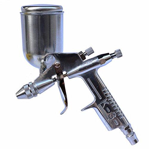 MASUNN 0,5 Mm Düse 150 Ml Mini Magic Spray Gun Sprayer Airbrush Legierung Lackier Werkzeug