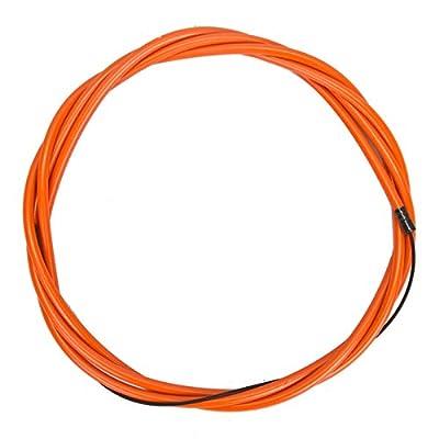 Black Ops DefendR BMX Brake Cable Kit, Orange