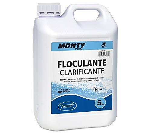 LOLAhome Floculante líquido para Piscinas (5 litros)
