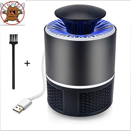 BSFYUK Haushalts mückenvernichter.Lampe Tueur Moustique éLectrique USB Rechargeable Bug Zapper LED LumièRe PièGe Insectes pour Maison Jardin USB Lampe Moustique ÉLectrique Tueur