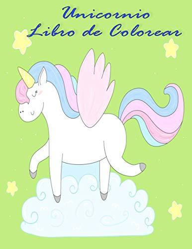 Unicornio Libro de Colorear: Un libro para colorear interesantes para los niños y niños pequeños Edad 8-12 con 100 diseños divertidos