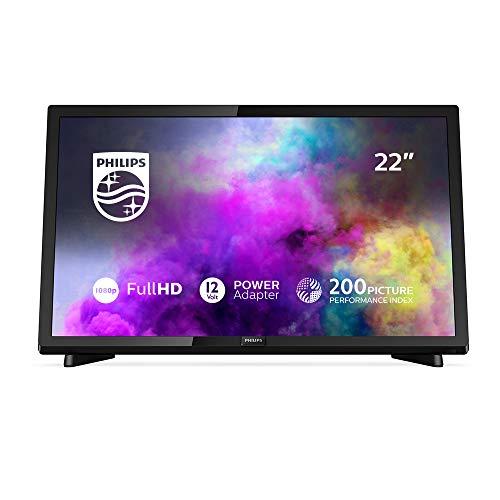 Philips 22PFS5403/12 55 cm (22 Zoll) Full-HD Fernseher (Triple Tuner)