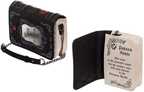 Disney Villains Evil Queen Book Cover Crossbody Bag product image