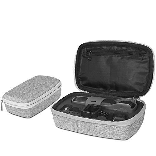 DAYUANDIAN Draagbare Opslag Draagtas, Beste Voor DJI OSMO POCKET Drone Mode Handheld Harde Tas, Kleur: wit