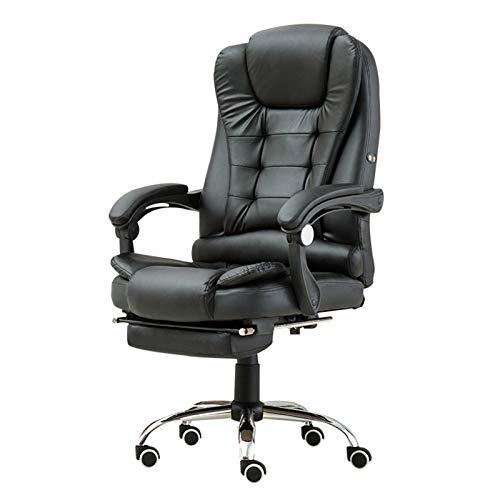 Ergonomics with lumbar support Silla de computadora, silla de juegos de barras de Internet + silla de computadora, silla de oficina + cómodo silla eléctrica para el hogar, silla ergonómica, silla de j