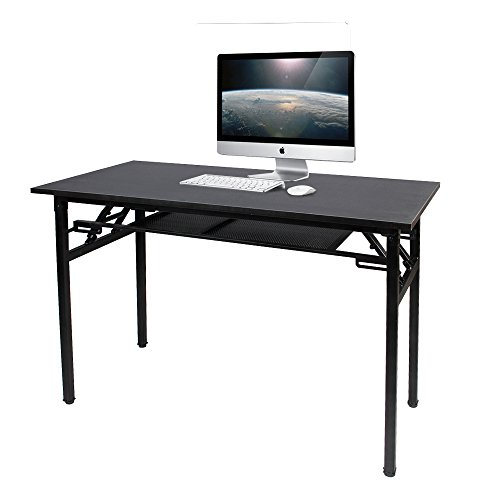 Need Folding Computer Desk 47 inches Home Office D...