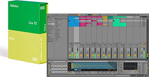 Ableton Live 10 Intro 1 licencia(s) Electronic Software Download (ESD) - Software de licencias y actualizaciones (1 licencia(s), Electronic Software Download (ESD))