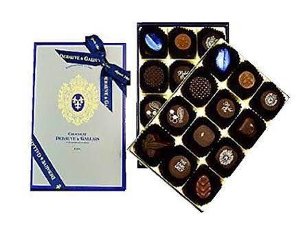 Debauve&Gallais ドゥボーヴ・エ・ガレ ボンボン ショコラ 24個入 チョコレート 洋菓子